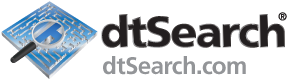 dtSearch logo | dtSearch.com