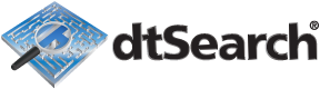 dtSearch logo